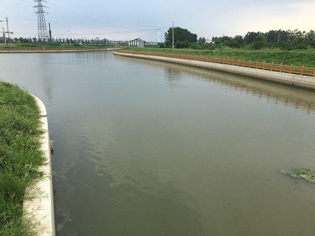 靖江市滨江新区项目区变更工程通过完工验收